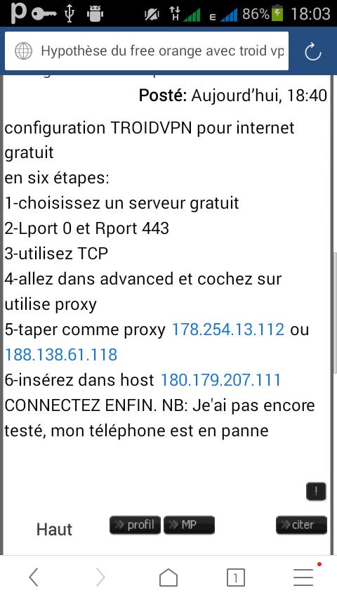 Internet gratuit orange cameroun 2017